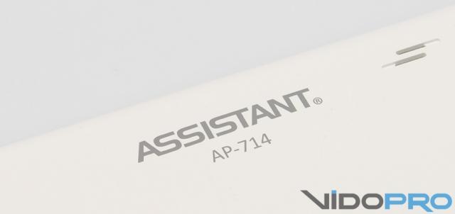 Планшет Assistant AP-714 Fortune: твой персональный ассистент