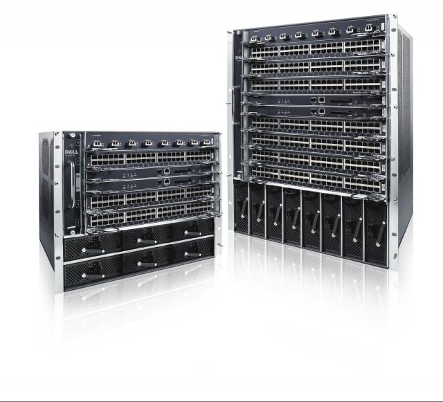 Новые системы хранения данных и сетевые решения Dell