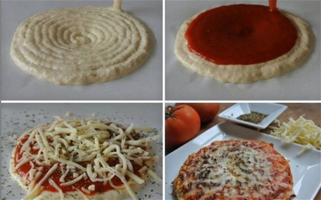 Foodini: первый в мире 3D принтер еды приготовит пиццу в одно мгновение