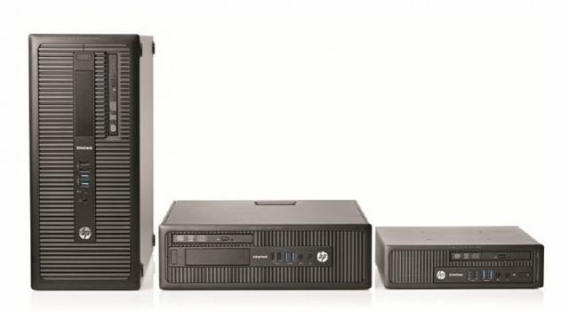 HP выпустила свои самые маленькие ПК: ProDesk и EliteDesk 800 G1