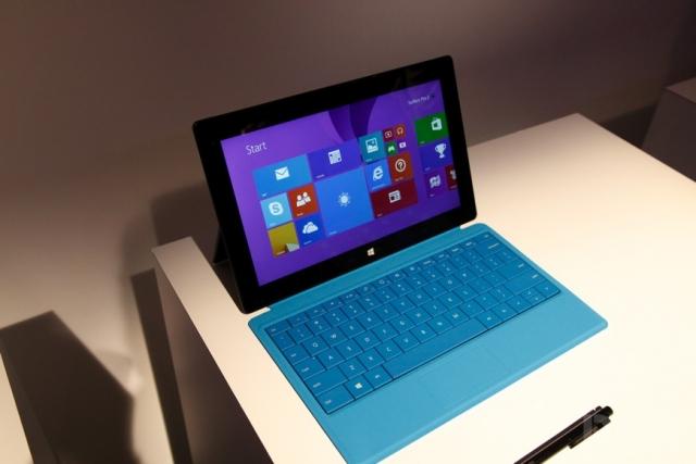 Surface mini получит собственный Kinect и управление жестами