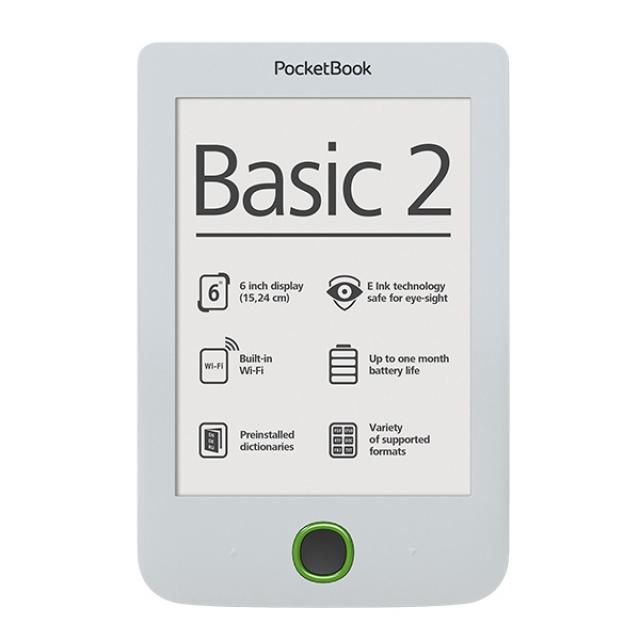 Новый PocketBook Basic 2