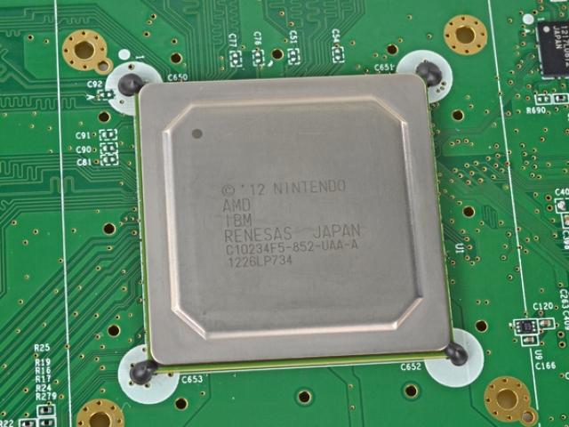 В следующей консоли Nintendo может использоваться чип x86  от AMD, как в Xbox One и PS4