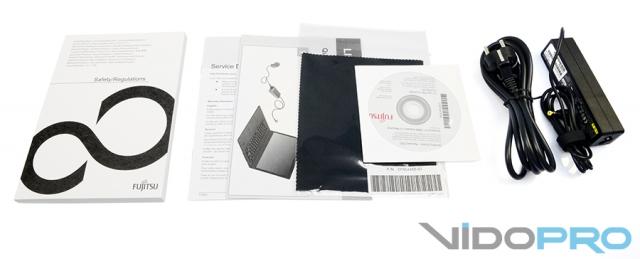 Ультрабук Fujitsu Lifebook U904: неожиданный поворот