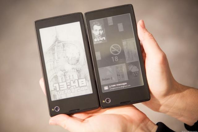 Обновление для YoutaPhone позволяет совершать больше действий на энергосберегательном экране