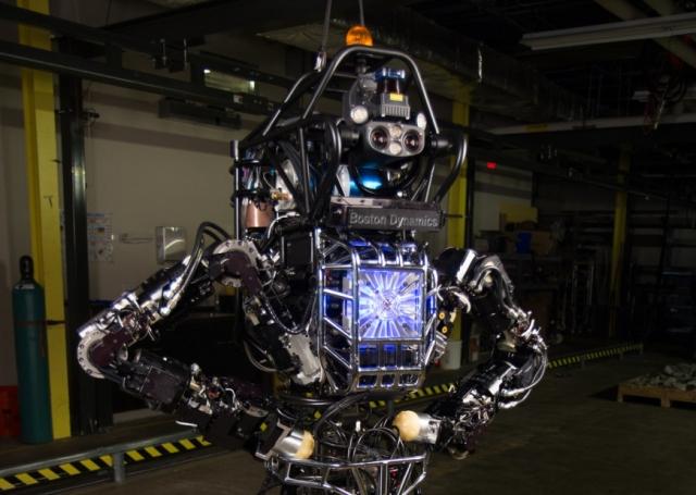 Google уверена в собственной доминации на рынке робо-техники