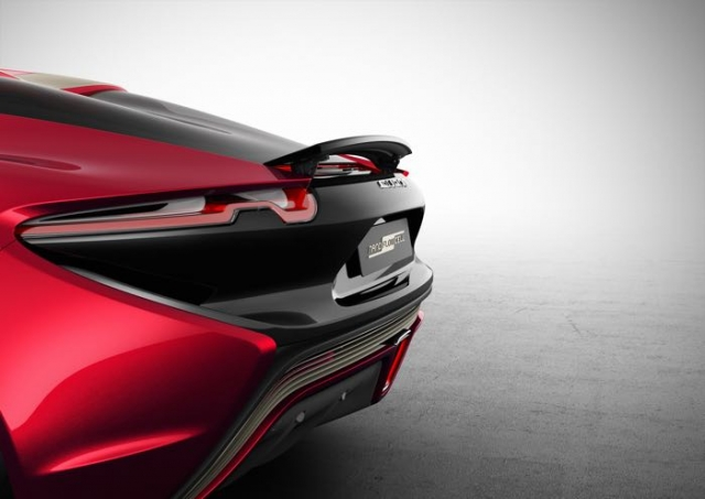 Суперкар - электромобиль NanoFlowcell Quant F дебютирует в Женеве