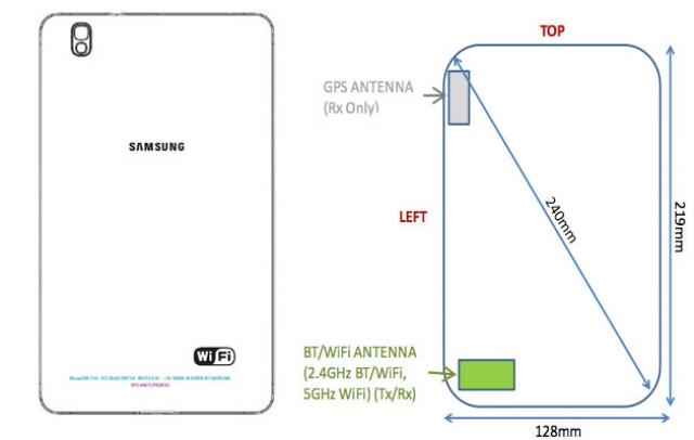 Samsung работает над очередным планшетом
