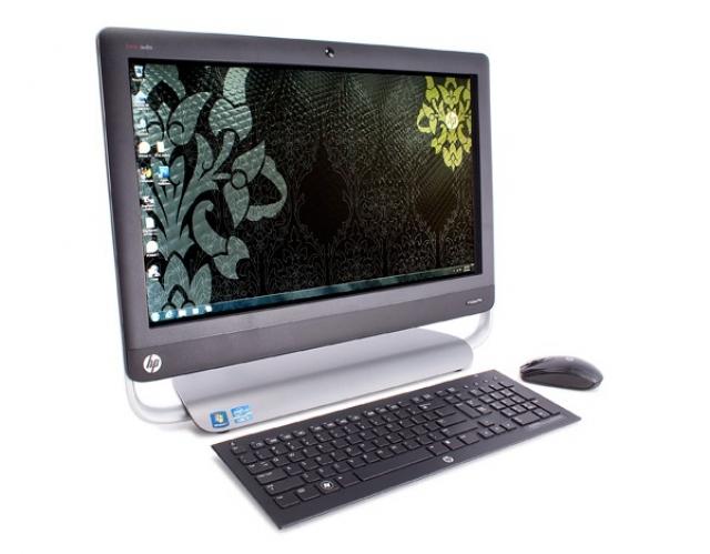 Новый моноблок HP TouchSmart 520 в Украине