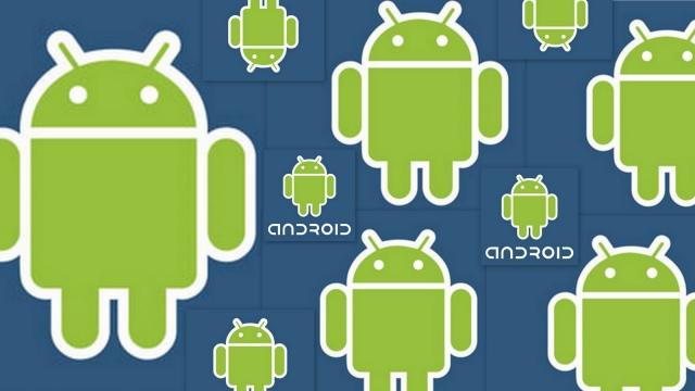 Растущая популярность Android