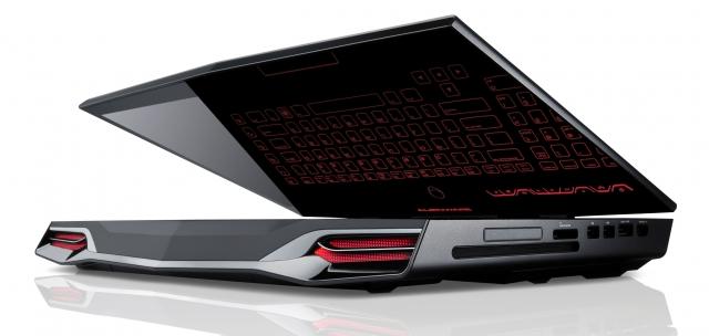 Новые игровые ноутбуки Alienware приехали в Украину
