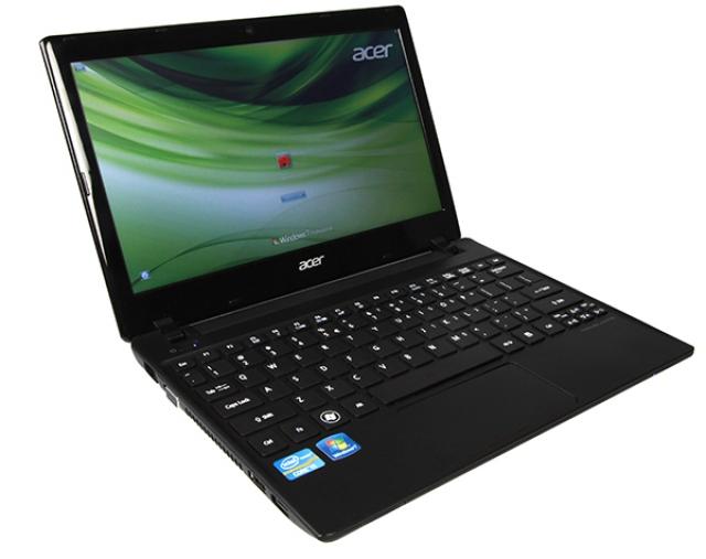 Acer TravelMate B113: бизнес-класс нового поколения