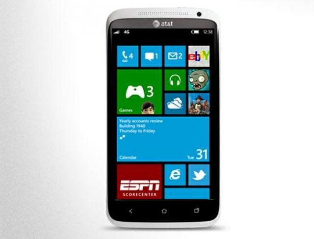 HTC планирует выпуск 3 устройств на Windows Phone 8 – Zenith, Accord и Rio