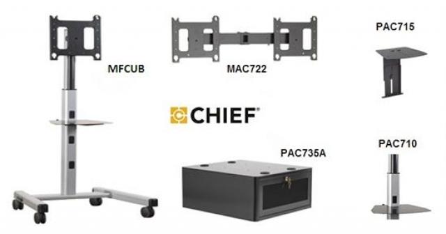 Необычный рецепт видеоконференцсвязи с CHIEF & Cisco