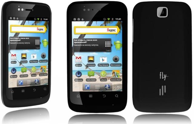 Fly Wizard: производительный Android-смартфон на две SIM-карты по доступной цене