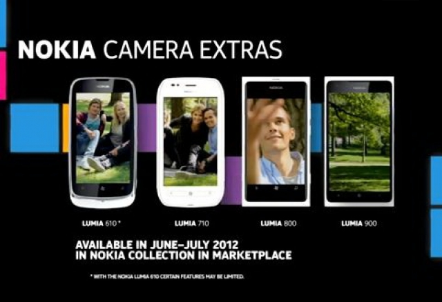 Camera Extras для Nokia Lumia. Расширяет функциональные возможности