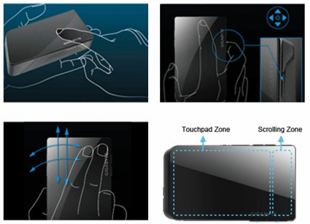 Впервые в мире - двухрежимная мышь Gigabyte Xenon