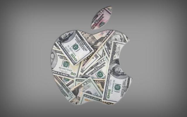 Apple находится на самой вершине финансового пика