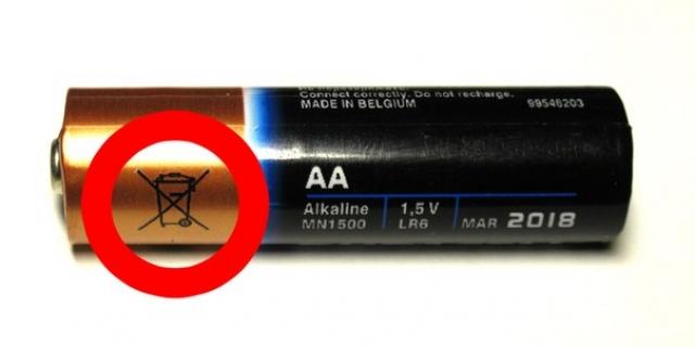Утилізація батарейок - це важливо!