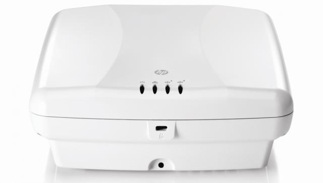 HP E-MSM430 – мобильная точка доступа с двумя радиомодулями
