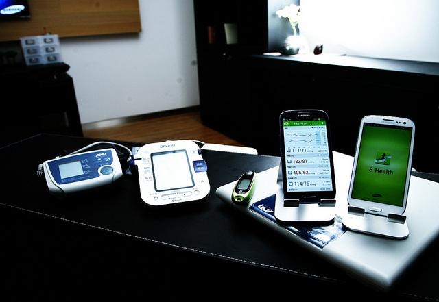 Хозяева GALAXY S III смогут следить за здоровьем с приложением S Health