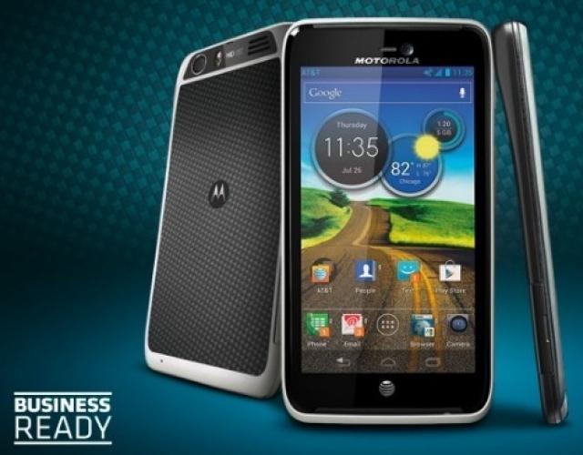 Первый мобильный опыт компании Motorola под крылом Google