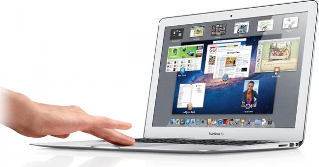 MacBook Air – самый популярный легкий ноутбук в мире!