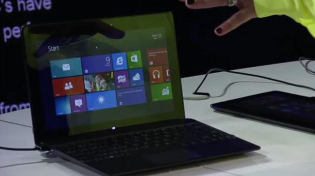 Суперновинки на Windows 8, анонсированные сегодня на Microsoft WPC, ASUS