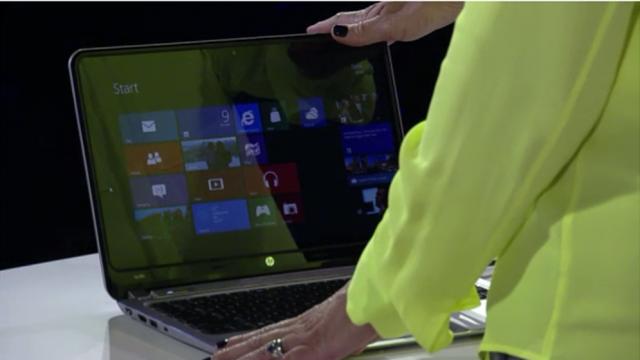 Суперновинки на Windows 8, анонсированные сегодня на Microsoft WPC, HP