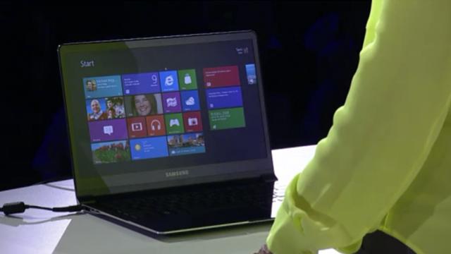 Суперновинки на Windows 8, анонсированные сегодня на Microsoft WPC, Samsung