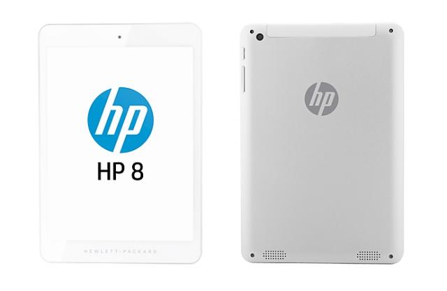 """HP представила бюджетный 8"""" планшет"""