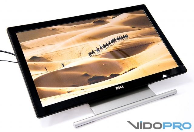 Монитор Dell S2240T: сенсорные идеи для дома