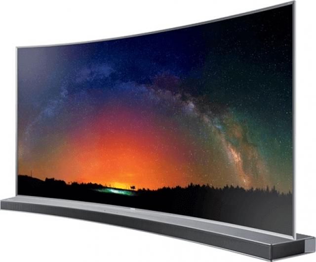 Телевізори Samsung SUHD TV на CEE 2015