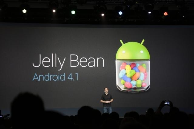 Jelly Bean для всех! Google публикует код Android 4.1