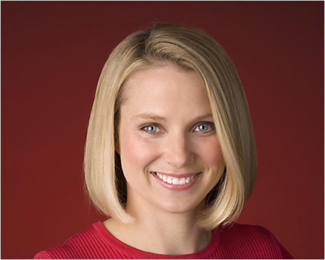 Марисса Майер – новый генеральный директор Yahoo!