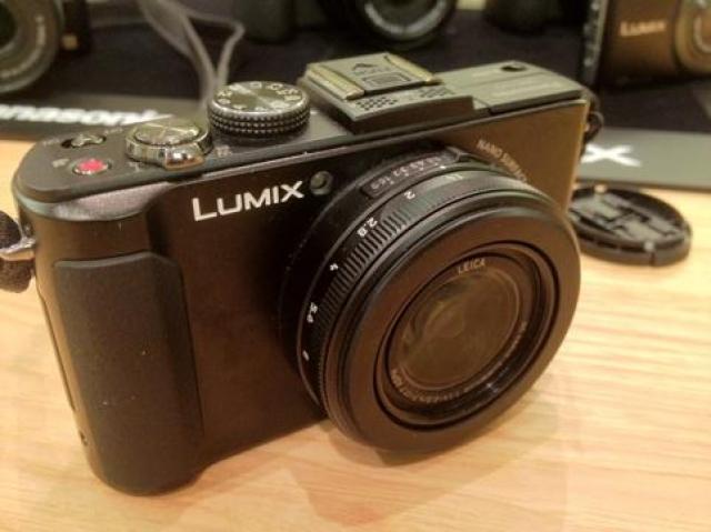 Летние подарки от Panasonic: пополнение в семействе Lumix