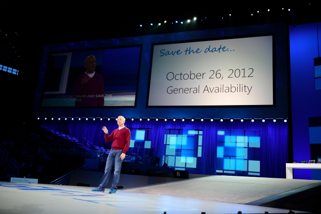 Известна дата рождения Windows 8!