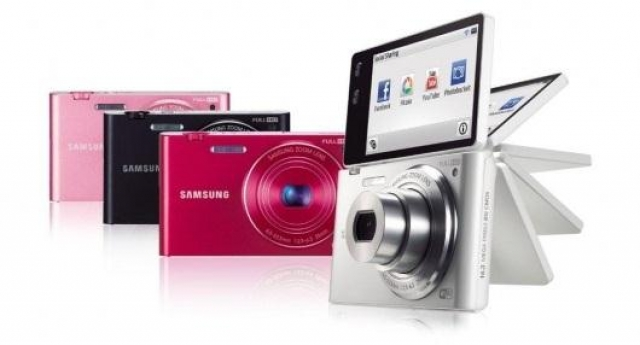 MV900 – социально активная камера для любителей автопортретов от Samsung
