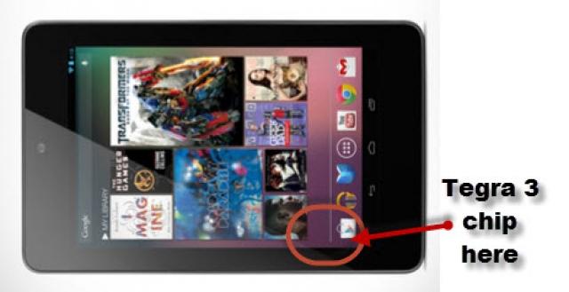 Проблемы сенсорного экрана планшетов Nexus 7 на видео