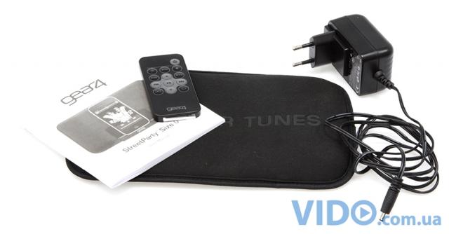 Gear4 StreetParty Size 0: переносная док-станция для iPod и iPhone