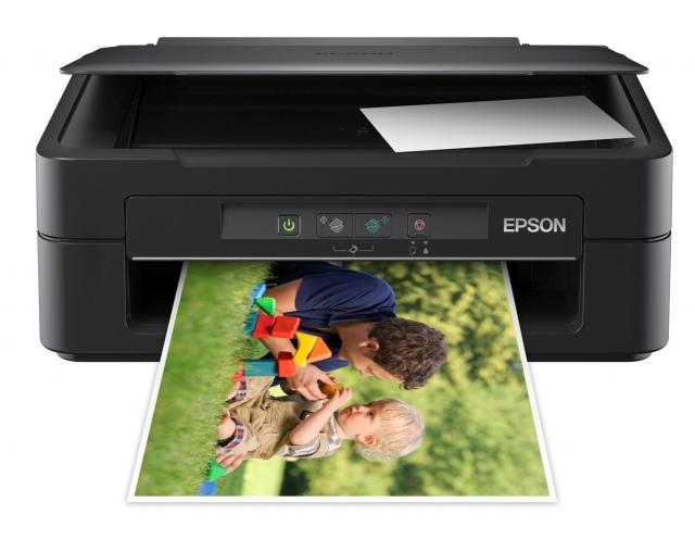 Epson Expression Home XP-33/103 — компактные и доступные