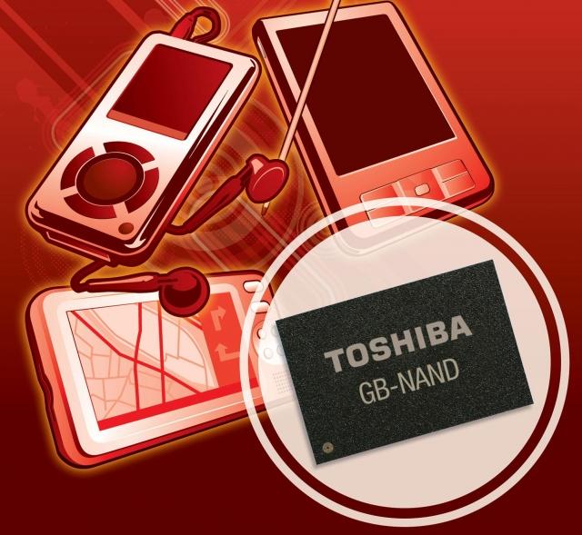 В Toshiba сократят производство флеш-памяти на 30%
