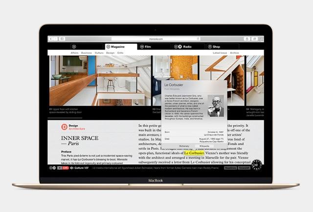 Apple представили самый маленький и легкий MacBook с 12-дюймовым дисплеем Retina