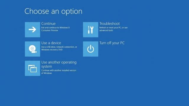 Полезные особенности Windows 8