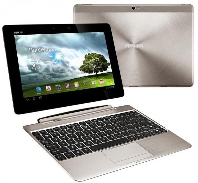 ASUS Transformer Pad Infinity – мультимедийное будущее планшетов