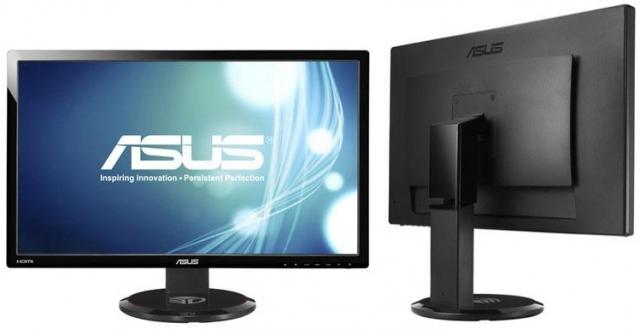 ASUS выпустит первый в мире монитор VG278HE с кадровой частотой 144 ГГц