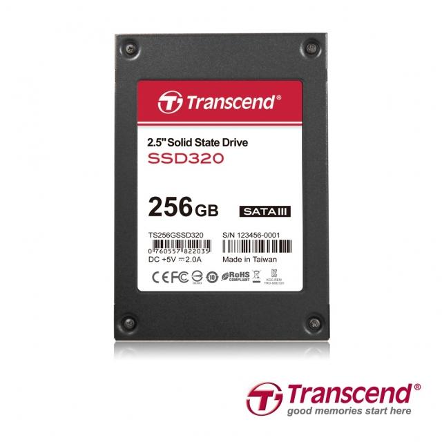 Новый Transcend SSD320 с интерфейсом SATA III 6 Гб/с