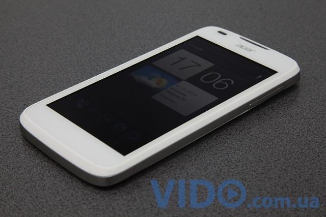 Acer Liquid Gallant Duo: экспресс-обзор недорогого смартфона Dual SIM на базе ОС Android