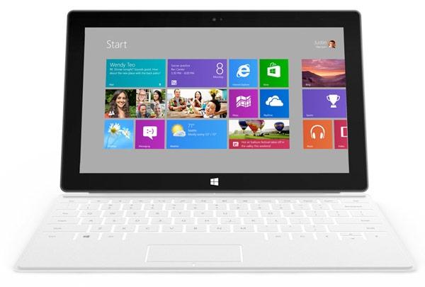 HP и Dell планируют представить Windows RT планшеты в конце октября