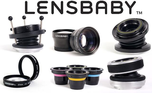 ERC – дистрибьютор продукции Lensbaby